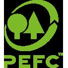 Logo del certificado PEFC