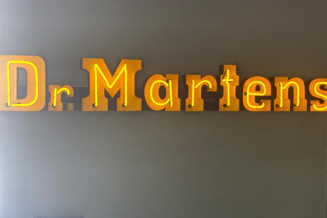 Logotipo de la marca Dr. Martens